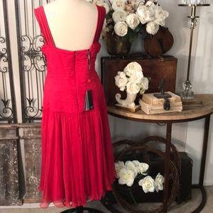 Tadashi Shoji Dresses - NWT Plus size Tadashi Shoji  collection Silk dress